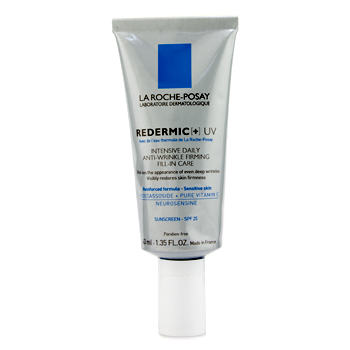 buy La Roche Posay Redermic [+] Intensive Daily Anti-Wrinkle Firming Fill-In Care SPF 25 (Sensitive Skin) (Unboxed) 40ml/1.35oz skin care shop