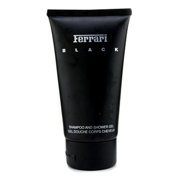 buy Ferrari Ferrari Black Shampoo & Shower Gel 150ml/5oz  skin care shop