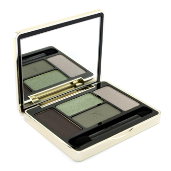buy Guerlain Ecrin 4 Couleurs Long Lasting Eyeshadow - #03 Les Verts 7.2g/0.25oz by Guerlain skin care shop