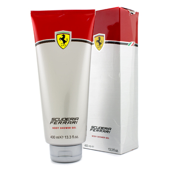 buy Ferrari Ferrari Scuderia Body Shower Gel ( Box Slightly Damaged ) 400ml/13.3oz  skin care shop