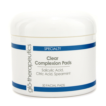 buy Glotherapeutics Clear Complexion Pads 50pads skin care shop
