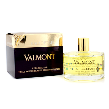 buy Valmont Repairing Oil For Hair (Box Slightly Damaged) 60ml/2oz by Valmont skin care shop
