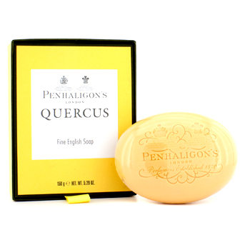 buy Penhaligon's Quercust Fine English Soap 150g/5.29oz  skin care shop
