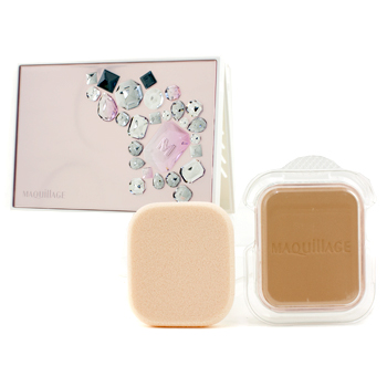 buy Shiseido Maquillage Moisture Forming Powdery UV Foundation SPF20 w/ Case W - # OC 00 12g/0.4oz  skin care shop