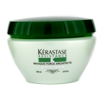buy Kerastase Resistance Force Architecte Reconstructing Masque (For Brittle  Very Damaged Hair  Split Ends) 200ml/6.8oz by Kerastase skin care shop