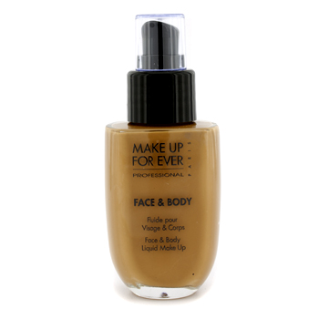 buy Make Up For Ever Face & Body Liquid Make Up - #18 (Camel) 50ml/1.69oz  skin care shop