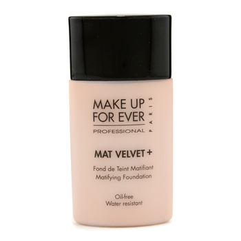 buy Make Up For Ever Mat Velvet + Matifying Foundation - #50 (Sand) 30ml/1.01oz  skin care shop