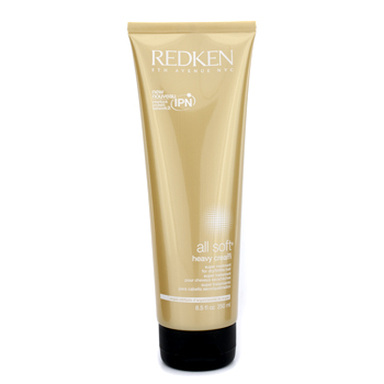 buy Redken All Soft Heavy Cream - For Dry/ Brittle Hair (Interlock Protein Network) 250ml/8.4oz by Redken skin care shop