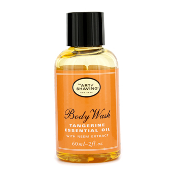 buy The Art Of Shaving Body Wash - Tangerine Essential Oil With Neem Extract (Travel Size) 60ml/2oz  skin care shop