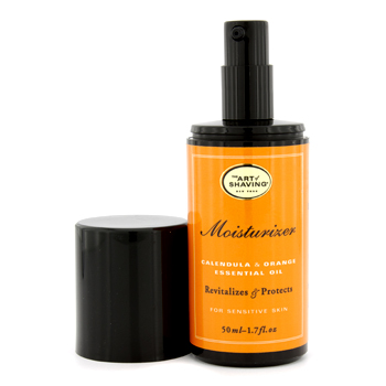 buy The Art Of Shaving Moisturizer - Calendula & Orange Essential Oil (For Sensitive Skin  Unboxed) 50ml/1.7oz  skin care shop