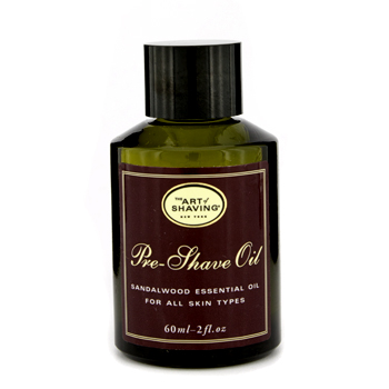 buy The Art Of Shaving Pre Shave Oil - Sandalwood Essential Oil (Unboxed) 60ml/2oz  skin care shop