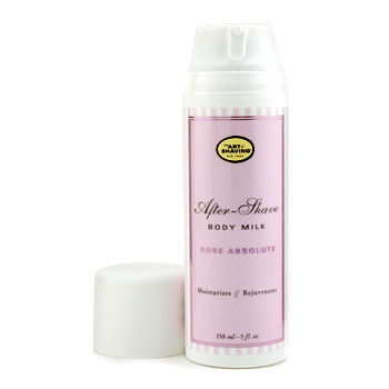 buy The Art Of Shaving After-Shave Body Milk - Rose Absolute (Unboxed) 150ml/5oz  skin care shop