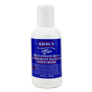 Para a pele do homem, Kiehl's, Kiehl's Hidratante Ultimate After-Shave Balm & Moisturizer 125ml/4oz
