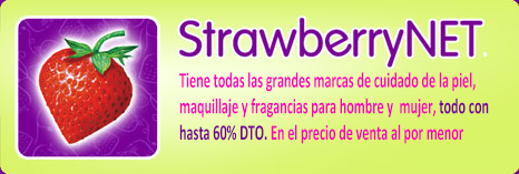 StrawberryNet is the world's leading Discount Beauty Online Store, offering affordable Skincare, Makeup, Perfumes, Haircare, and Colognes from over brands. Spend US$30 and instantly get Free Shipping to all countries.