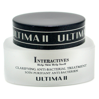 Ultima Interactives Clarifying Anti-Bacterial Treatment ( Oily skin )